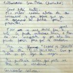 Carta de Pedro a rosa chancho_mic