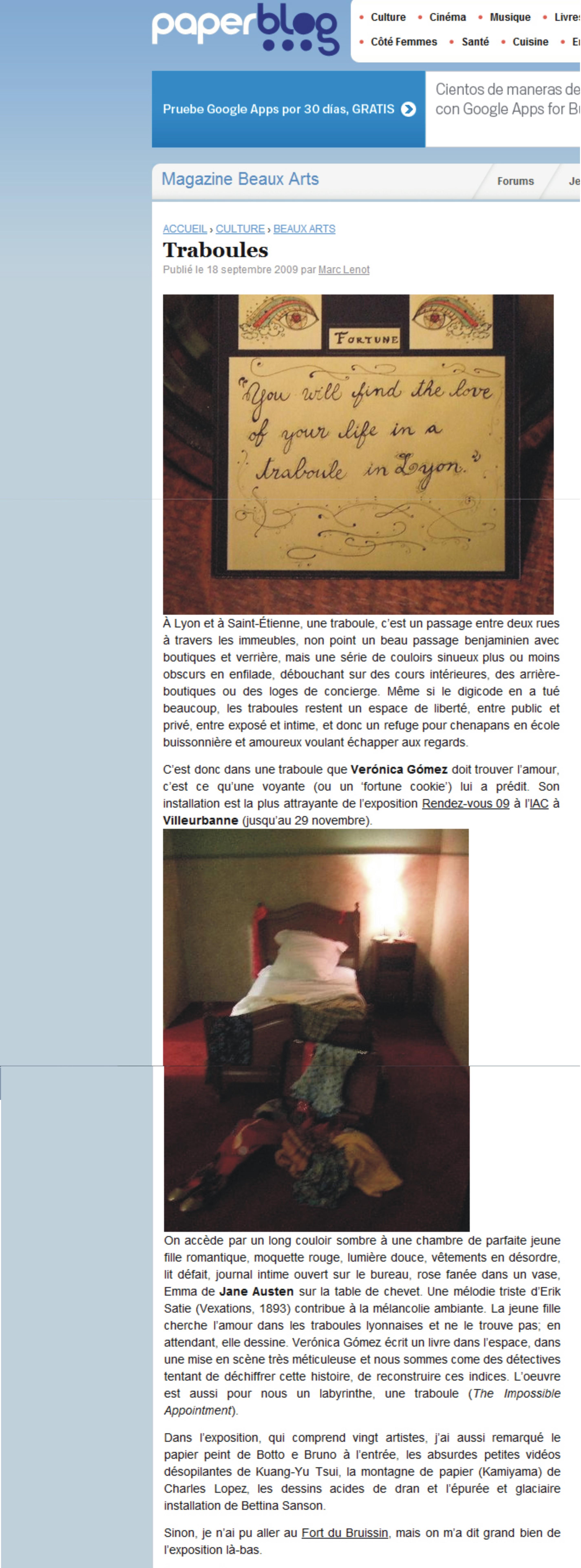 magazine-beaux-arts-18-de-septiembre-de-2009