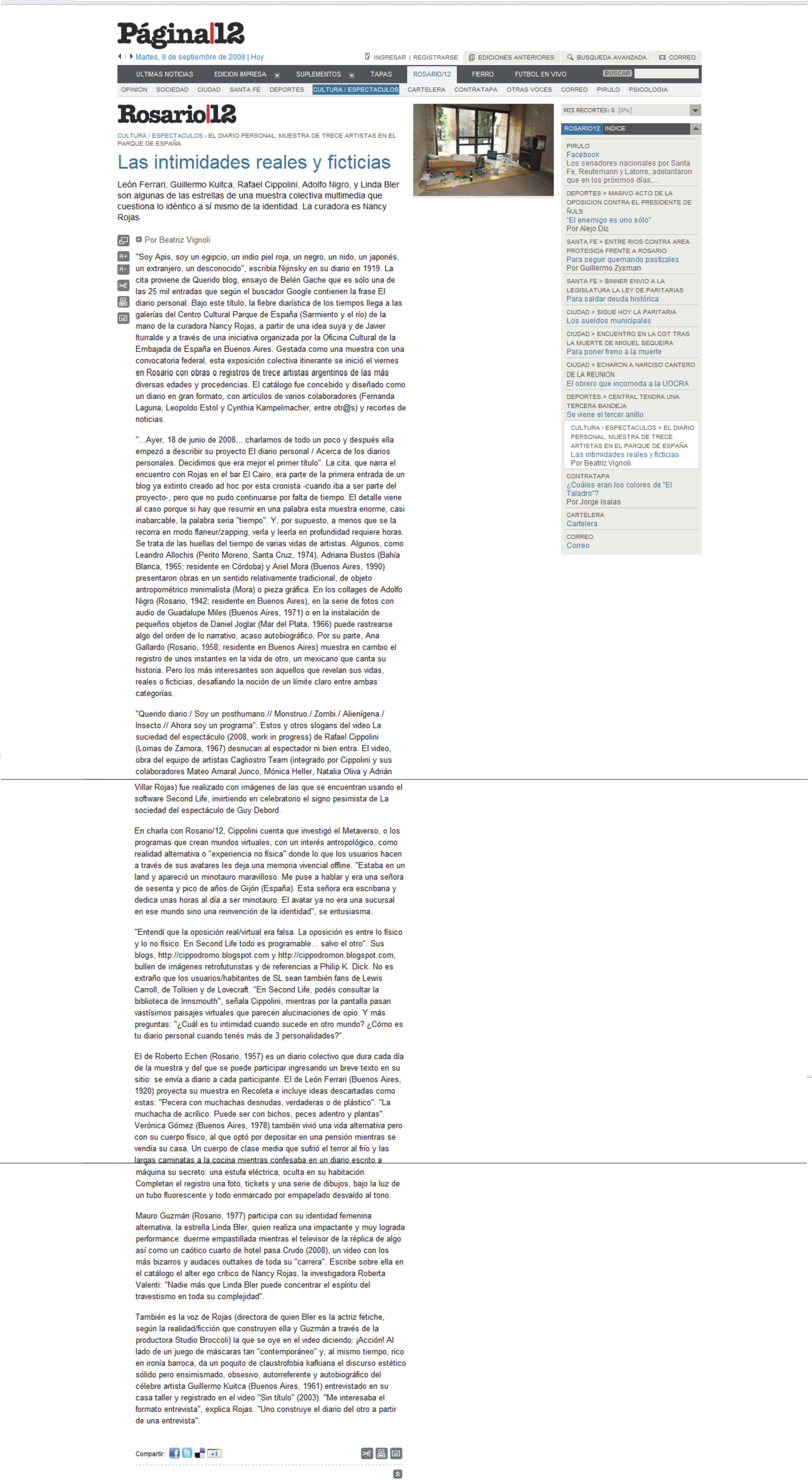 pagina12-9-de-septiembre-de-2008