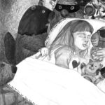 castores raptan ninos dormidos
